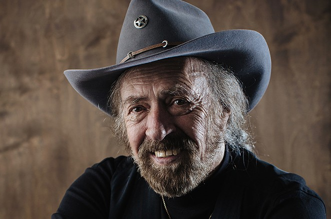 Tex-Mex, country or rock 'n' roll – name it and 75-year-old Augie Meyers can play it. - JOSH HUSKIN