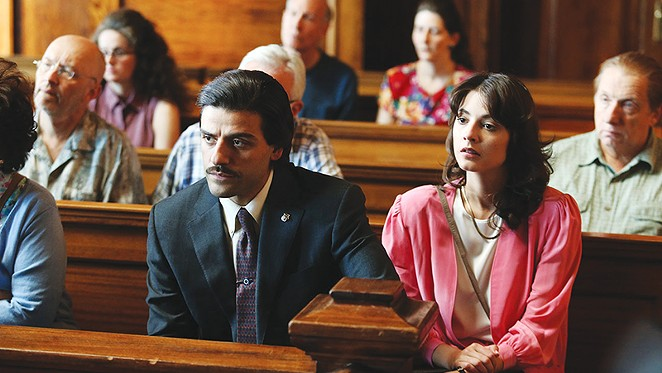 New HBO miniseries good at first, but then it loses some oomph. - COURTESY