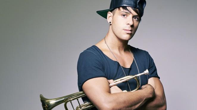 Timmy Trumpet - COURTESY