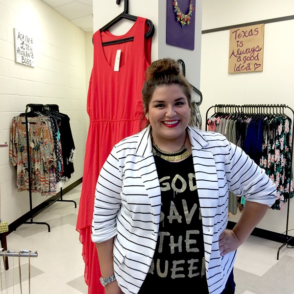 Elsa Fernandez of Eye Candy Boutique. - JESSICA ELIZARRARAS