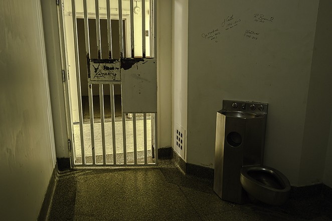 A special state committee will review jail safety standards next month. - VIA FLICKR USER FREAKTOGRAPHY