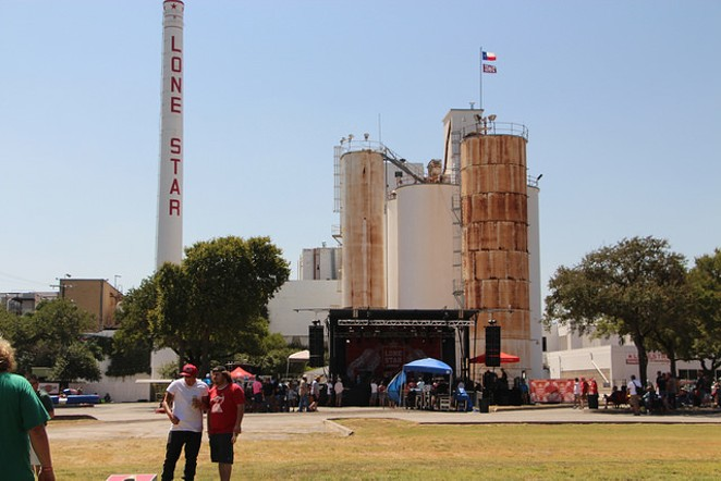 Looks like the Lone Star Heritage Festival was but a warm-up. - GABBY MATA/SAN ANTONIO CURRENT