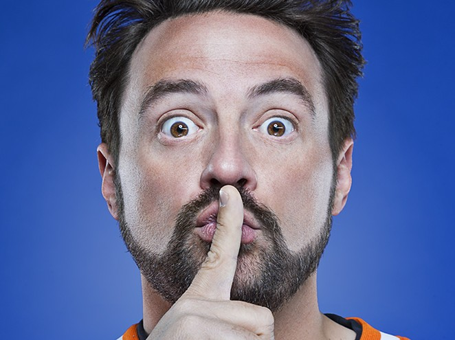Kevin Smith is coming to the Majestic on Saturday, August 29 - COURTESY