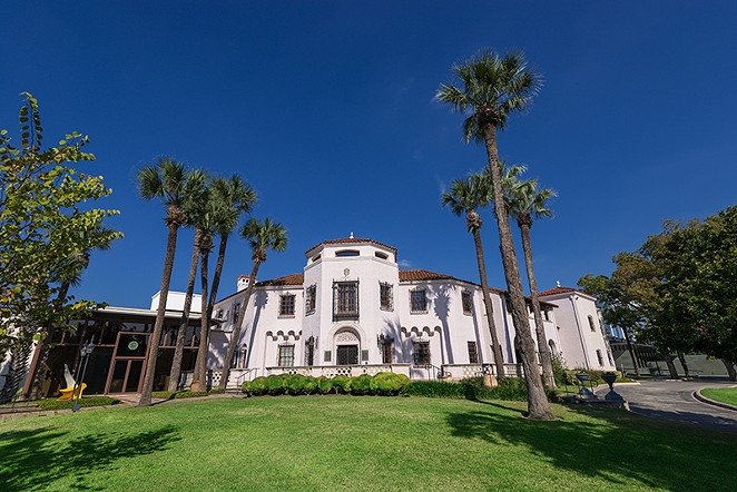 Students pay a discounted rate of $5 at the McNay Art Museum, which stays open late on Thursdays with free admission 4-9 p.m. - COURTESY