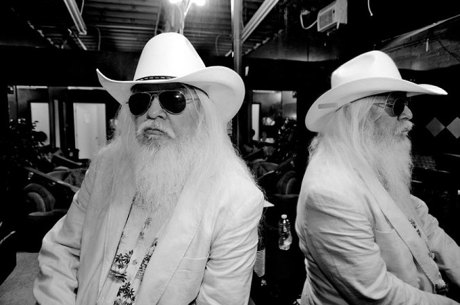 Leon Russell - COURTESY