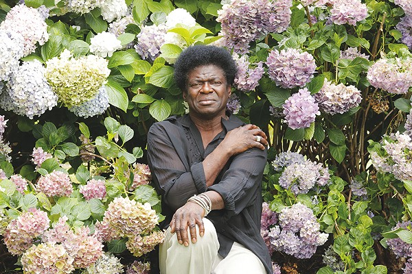 Charles Bradley plays UTOPIAfest's Arrowhead Stage at 11:30pm on Sunday, September 6 - COURTESY