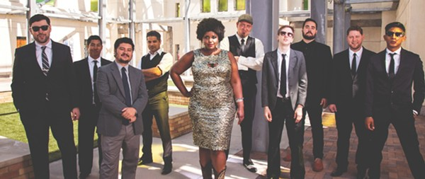 The Suffers - COURTESY