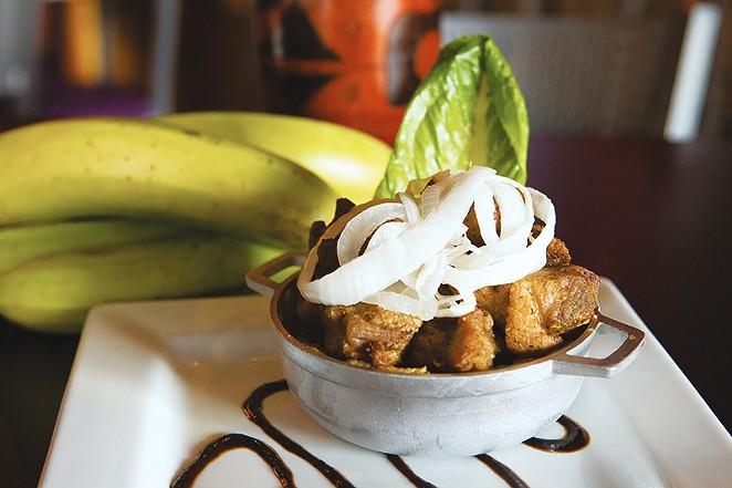 Oye Boricua! Puerto Rican culinary options are growing in SA. - DAN PAYTON