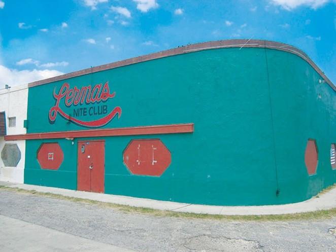 Westside historic site Lerma's Nite Club - FILE PHOTO