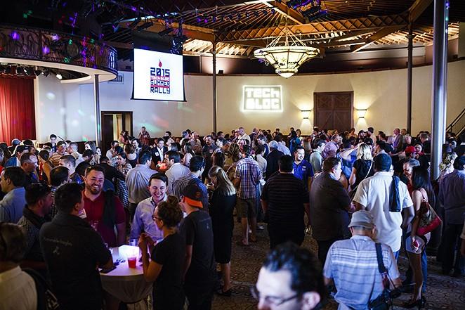 Critics say Tech Bloc's ambitions may futher alienate already marginalized San Antonio communities. - COURTESY