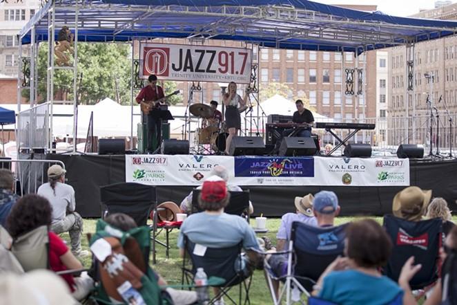 Jazz'SAlive - COURTESY