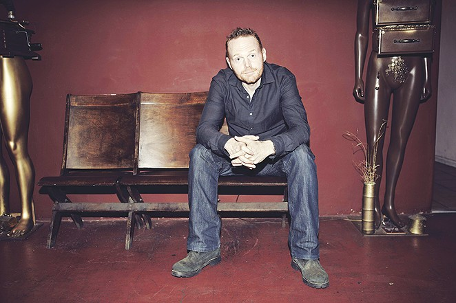 On the circuit since 1992, Bill Burr is one of stand-up's most outspoken voices. - COURTESY