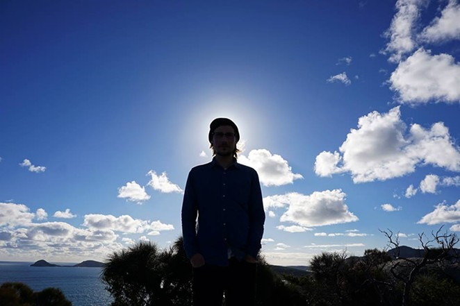 Jamison of Teen Daze - VIA FACEBOOK