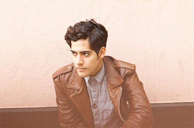 Austin native Neon Indian - VIA FACEBOOK