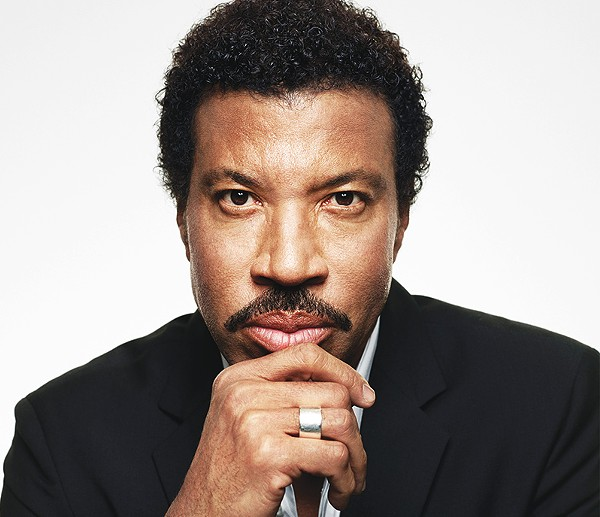 Is it Lionel Richie you're looking for? Find him this fall at the Tobin Center.