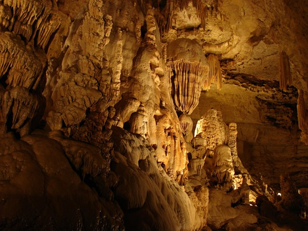 Natural Bridge Caverns - COURTESY