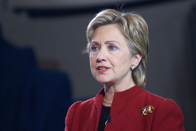 Hillary Clinton - MARK NOZELL (FLICKR CREATIVE COMMONS)