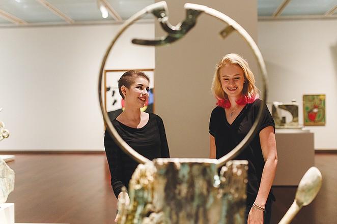 JOSH HUSKIN/MCNAY ART MUSEUM