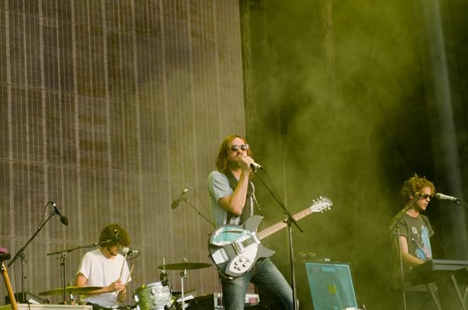 Tame Impala playing the WTC? - JAIME MONZON