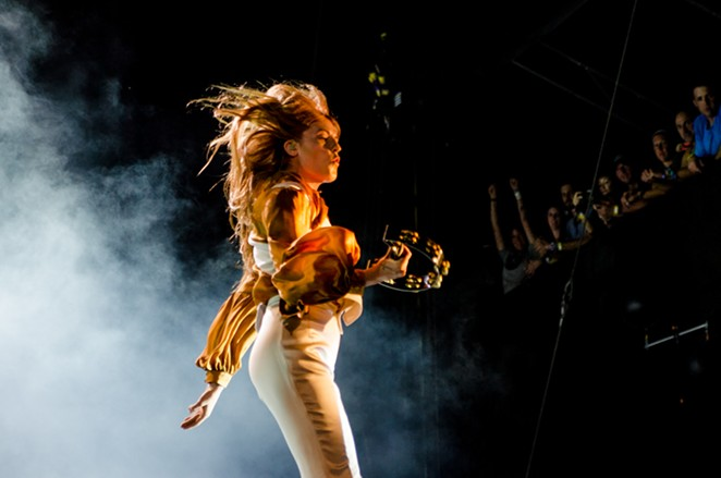 Florence + The Machine - JAIME MONZON