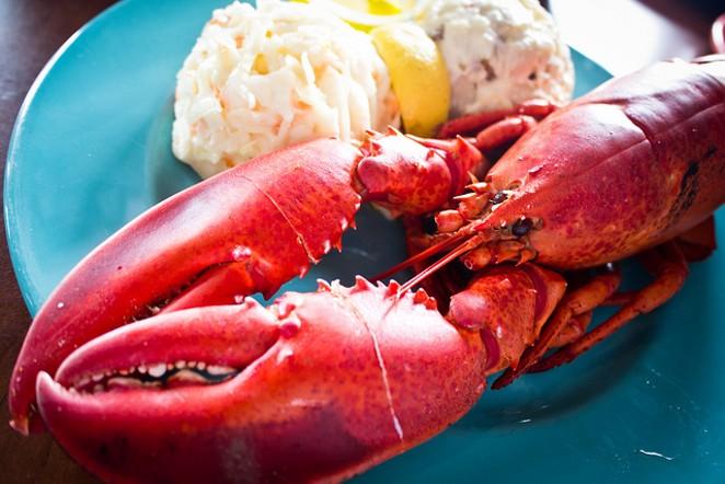 A whole week to celebrate lobster. - FLICKR/BENSON KUA