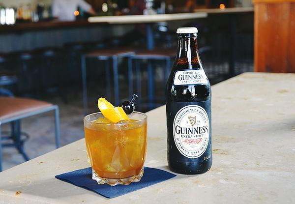 The Irish Old Fashioned at Francis Bogside. - COURTESY