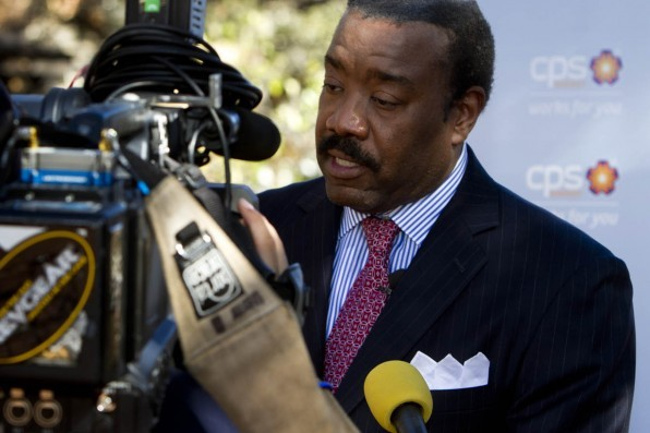 CPS Energy offered CEO Doyle Beneby a new contract to stay at the utility. - CPS ENERGY
