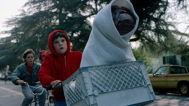 E.T. The Extra Terrestrial - COURTESY