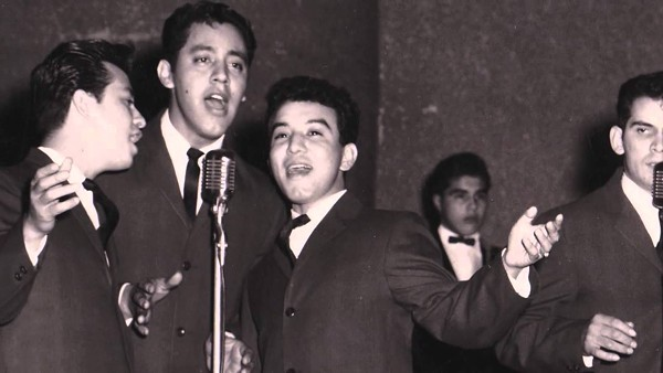 The Royal Jesters providing that West Side brown sound - a syncretization of doo wop, r&b, soul, rock 'n' roll and Motown, complete with horns and organ - NUMERO GROUP