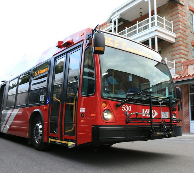 Additional funding for VIA was one of the issues on Tuesday's ballot. - COURTESY PHOTO / VIA METROPOLITAN TRANSIT