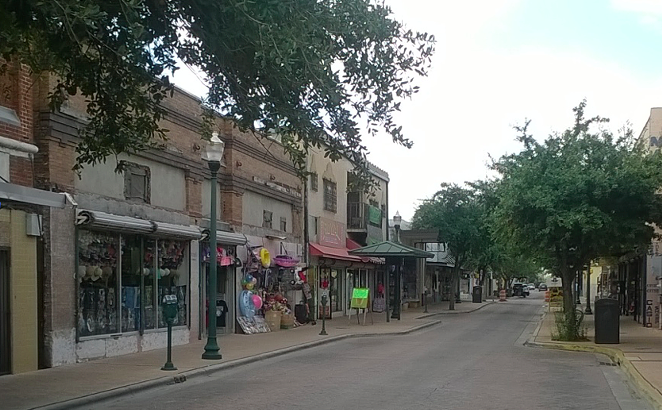 What can an up-and-coming downtown Laredo offer San Antonians? - MARK TIRPAK