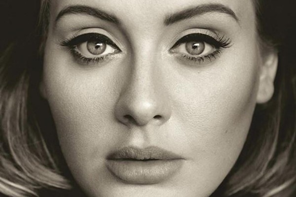 Artwork for Adele's third album, 25, to be released on November 20. - SONY MUSIC ENTERTAINMENT