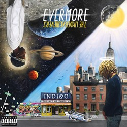 The Underachievers's sophmore album Evermore – The Art of Duality - COURTESY