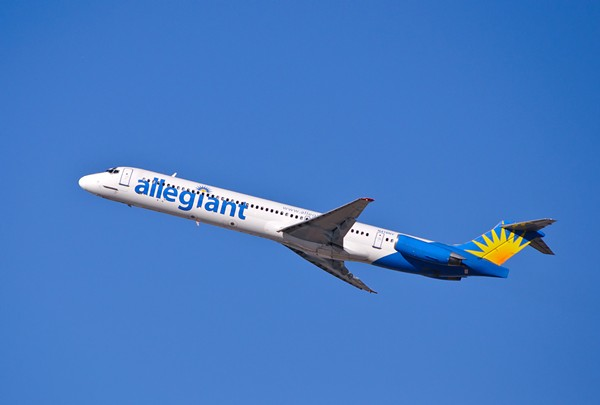 Do you want to fly to Vegas for free tomorrow? - WIKIMEDIA COMMONS