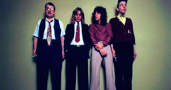 See how cool Cheap Trick were......25 years ago. - FACEBOOK
