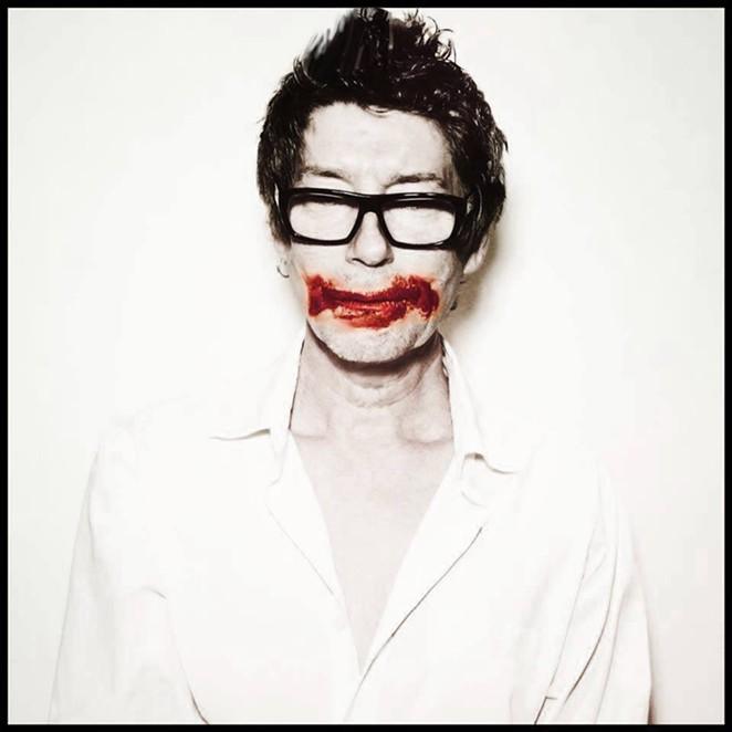 Richard Butler as The Joker? - COURTESY