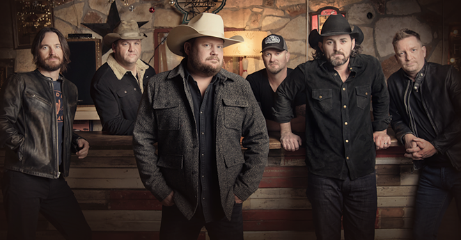FACEBOOK / RANDY ROGERS BAND