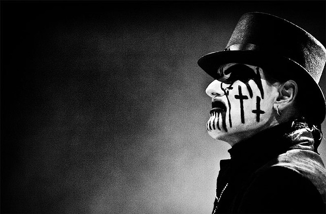 Satan's Songbird, King Diamond - COURTESY