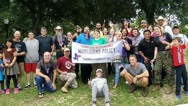 TEXANS FOR RESPONSIBLE MARIJUANA POLICY | FACEBOOK