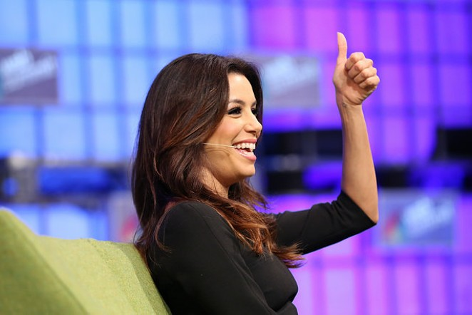 Eva Longoria is working on a show based loosely on the Castro twins. - FLICKR CREATIVE COMMONS
