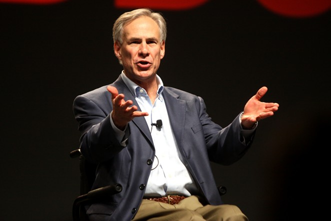 Gov. Greg Abbott doesn't want to accept Syrian refugees. Does he have a point? - GAGE SKIDMORE/FLICKR