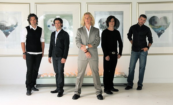Collective Soul - COURTESY