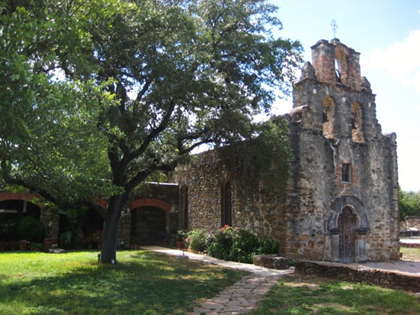 San Antonio keeps riding the World Heritage wave. - WIKIMEDIA