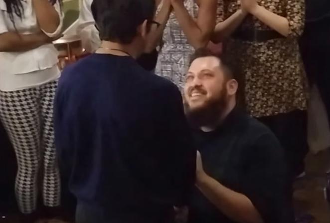 He said yes! - SMASH DANCE & FITNESS/YOUTUBE