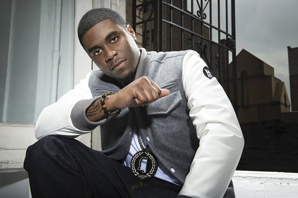 Big K.R.I.T. is holdin' it down for the soulful. - COURTESY