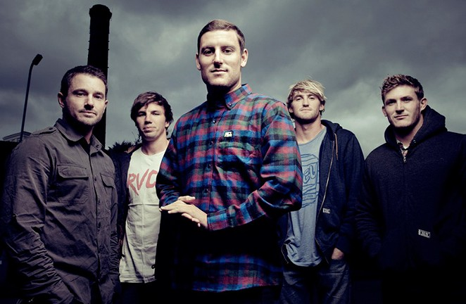 Parkway Drive - COURTESY