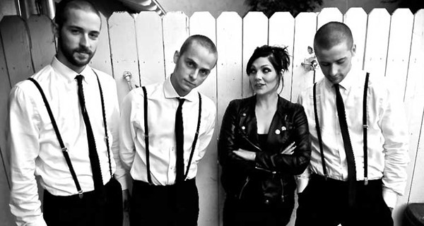 The Interrupters - COURTESY