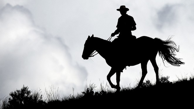 Ride horses, get paid. - FLICKR CREATIVE COMMONS