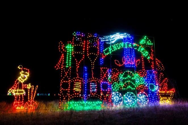 CHRISTMAS LIGHT FEST/FACEBOOK