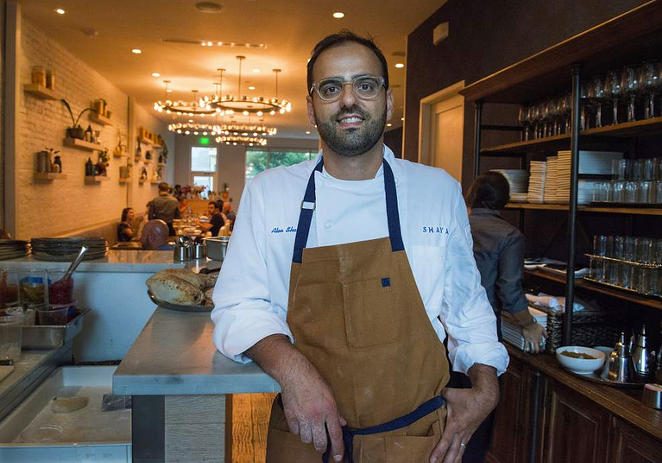 Winner of this year's James Beard Award for Best Chef-South. - COURTESY